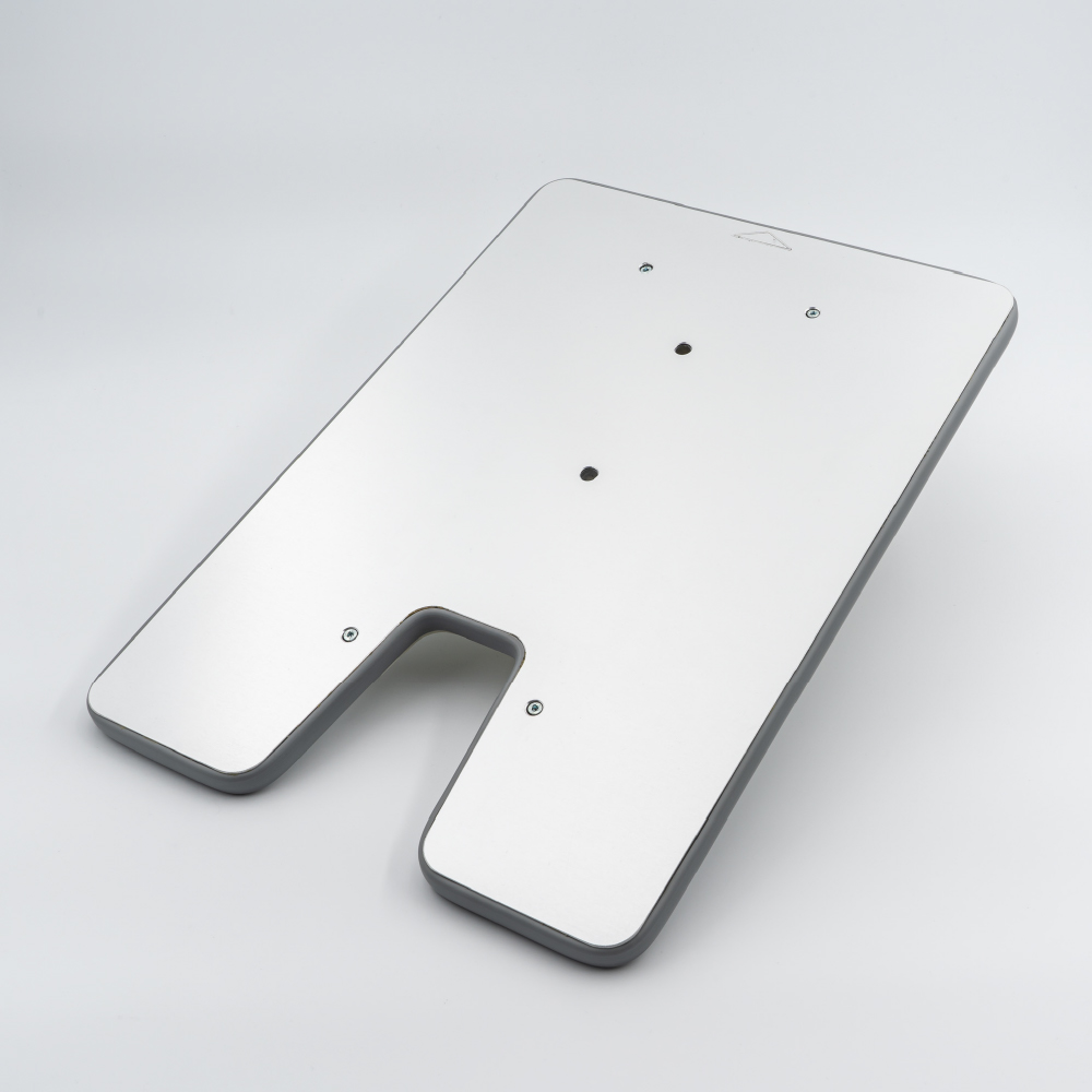 Texjet Polyprint Shortee2 Echo2 Snap-On Polo Platen 32x43cm