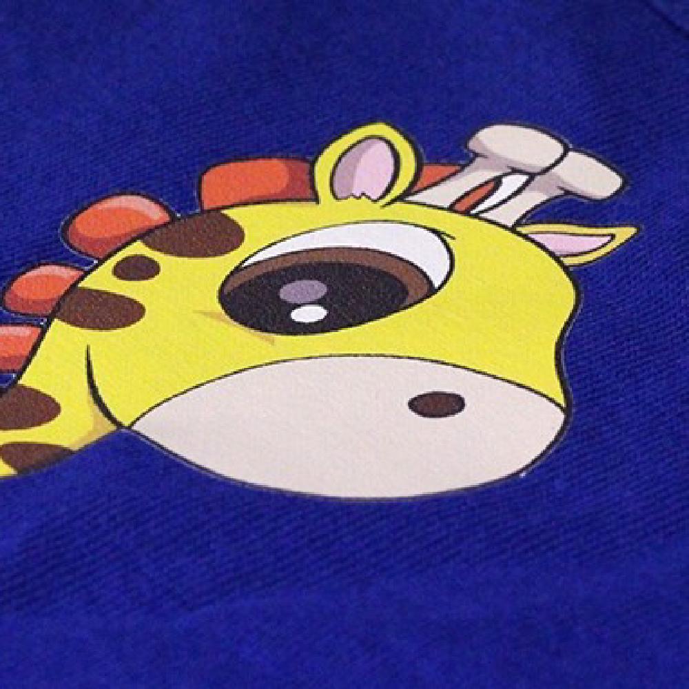 Giraffe print made with Sef Tatoo Vinyl