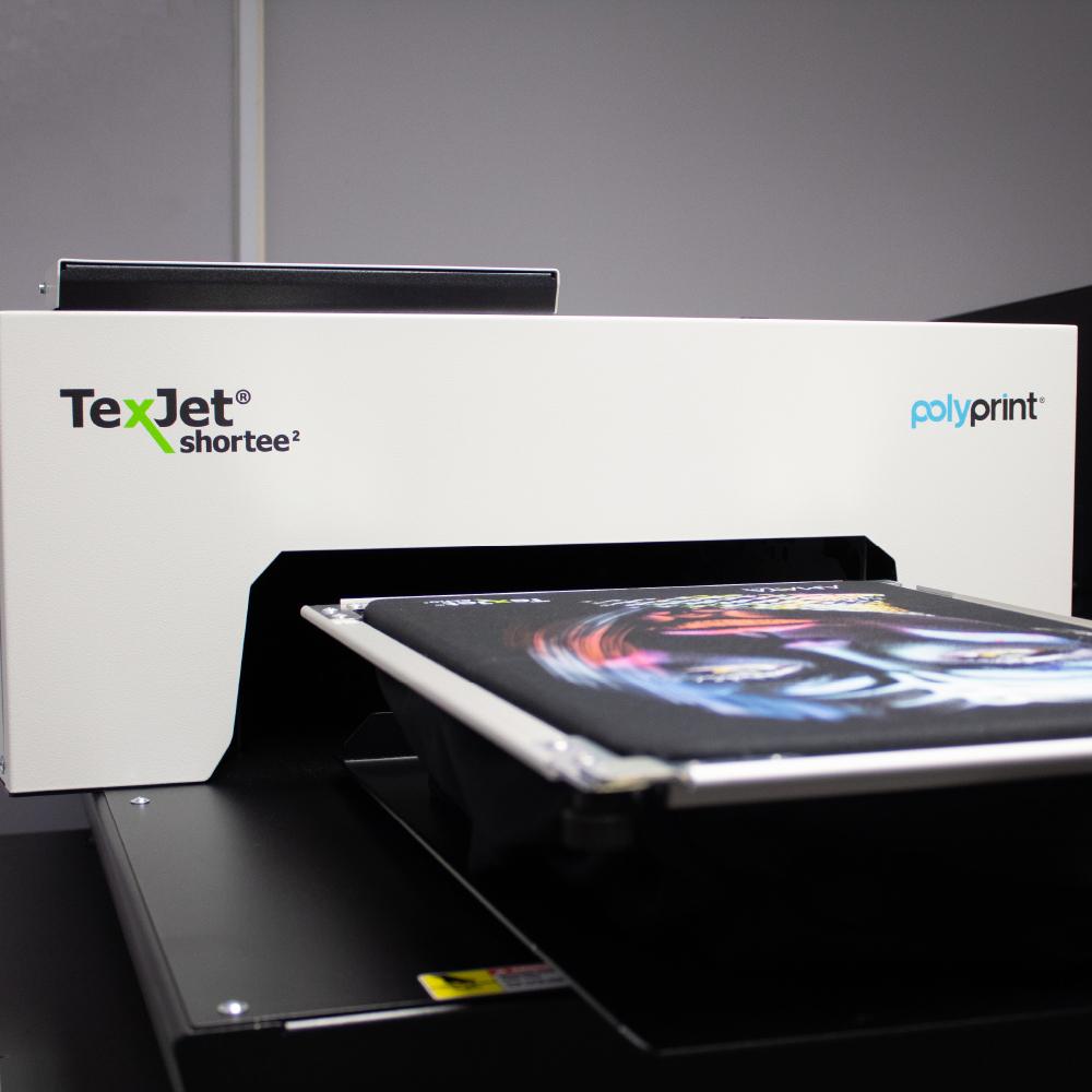Texjet Shortee2 Direct to Garment Printer