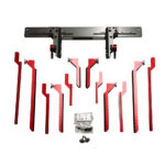 Melco Embroidery Machines Fast Clamp Pro on white background