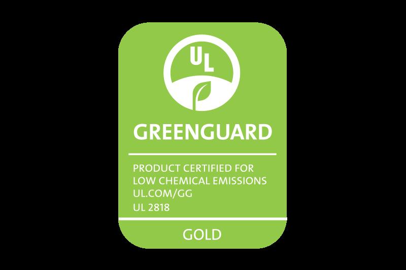 Greenguard Product Certification Logo