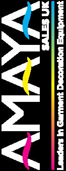 Amaya Sales UK Logo in white