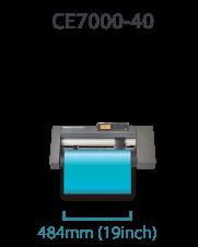 Graphtec CE7000-40 Vinyl Plotter Cutter