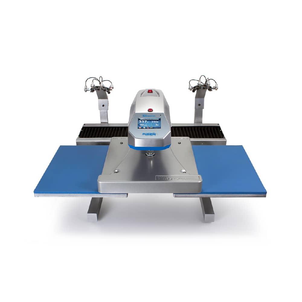 Stahls Hotronix Dual Air Fusion Table Top Heat Press