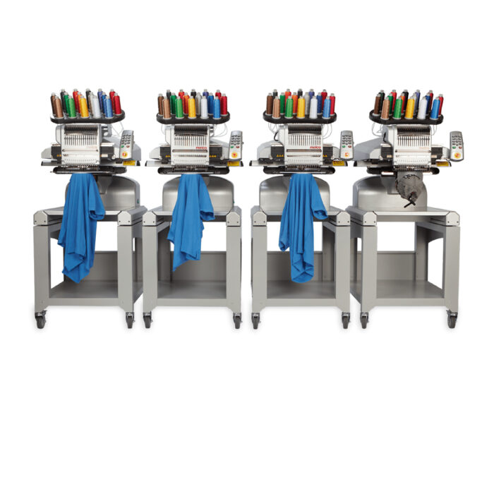 Melco Modular Embroidery Machines