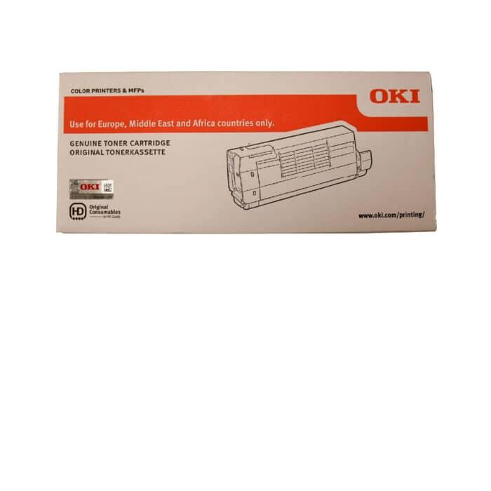 OKI C711WT Consumables