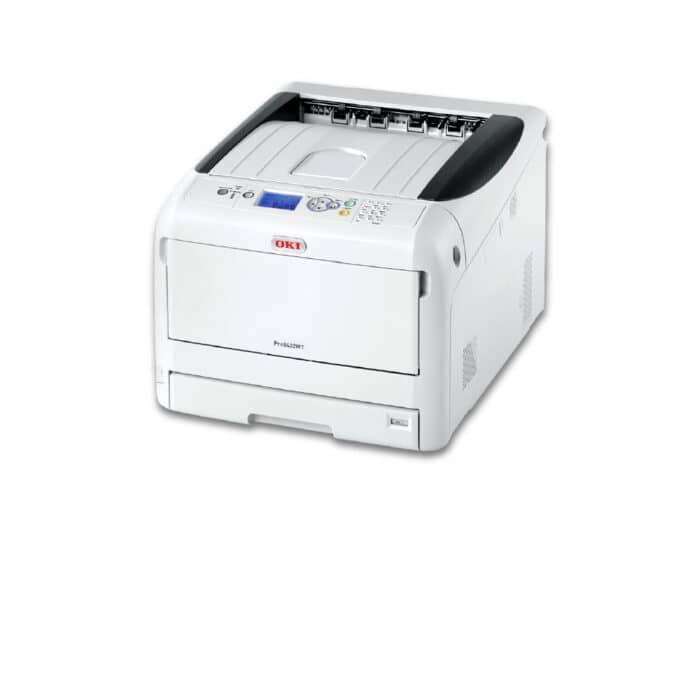 OKI White Toner Laser Printers