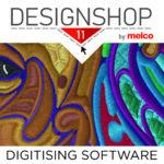 Design Shop V11 Digitising Software