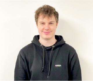 James Daubrah - Warehouse Team - Amaya Sales UK Team Profile Picture