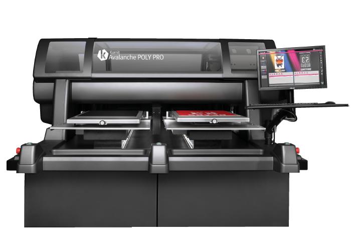 Kornit Avalanche Poly Pro DTG Printer