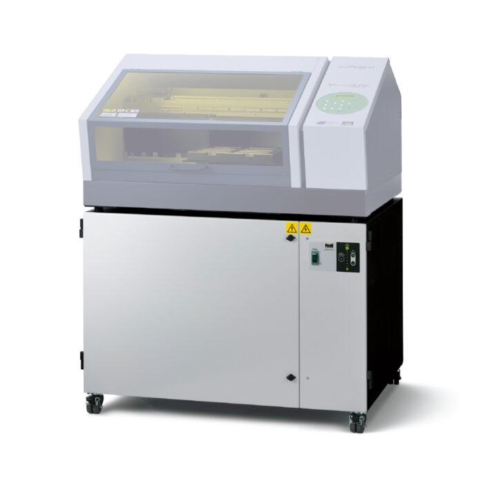 Roland Versa UV LEF-2 Filter Cabinet on white background