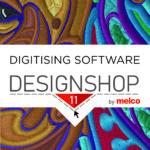 Melco Digitising Software – Design Shop V11