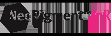 Kornit Neopigment Ink Logo on transparent background
