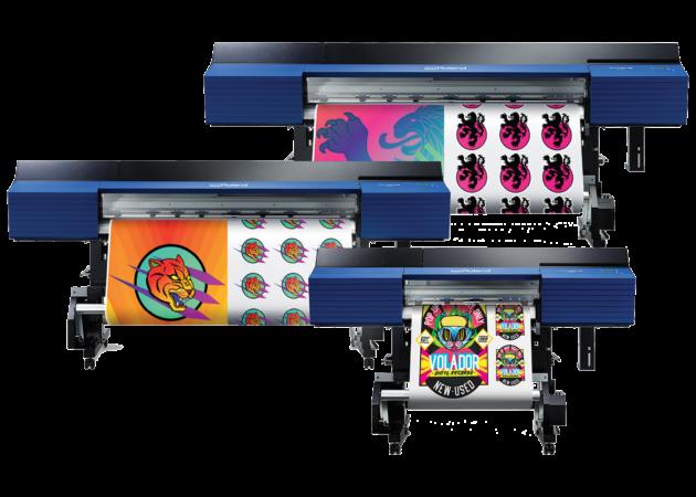 Roland TrueVIS SG2 Print & Cut Series Printers
