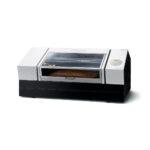 Roland Versa UV LEF-300D Flat Bed Printer on white background