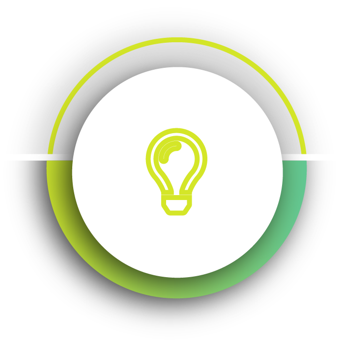 Green development theme icon for Kornit Roadmap to owning a Kornit