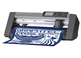 Graphtec CE700-40 with transparent background