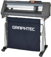 Graphtec CE700-60 with transparent background