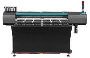 Roland Texart XT-640S-DTG Printer with transparent background