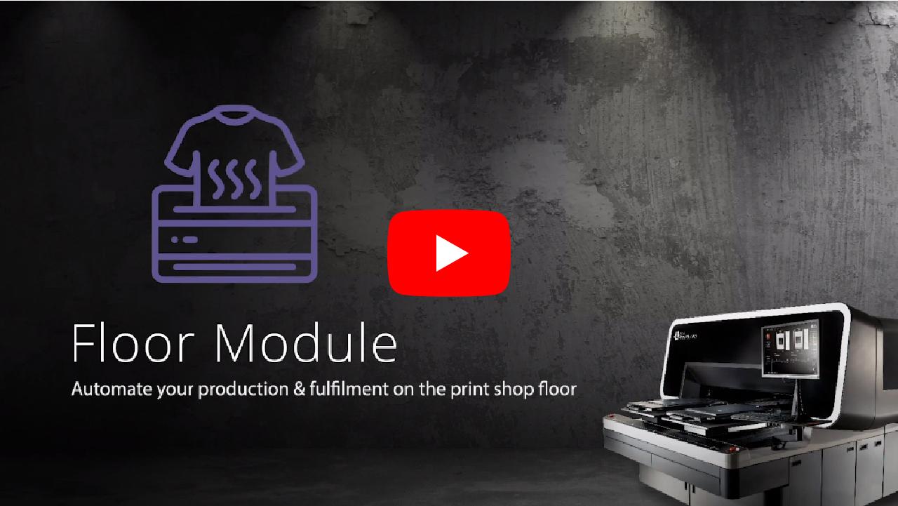 Kornit Digital Floor Module Video Thumbnail