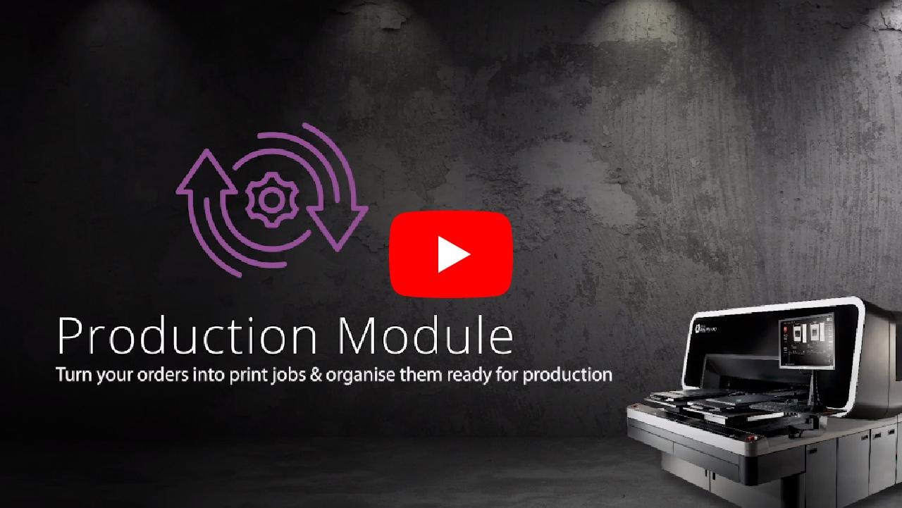 Kornit Digital Production Module Video Thumbnail