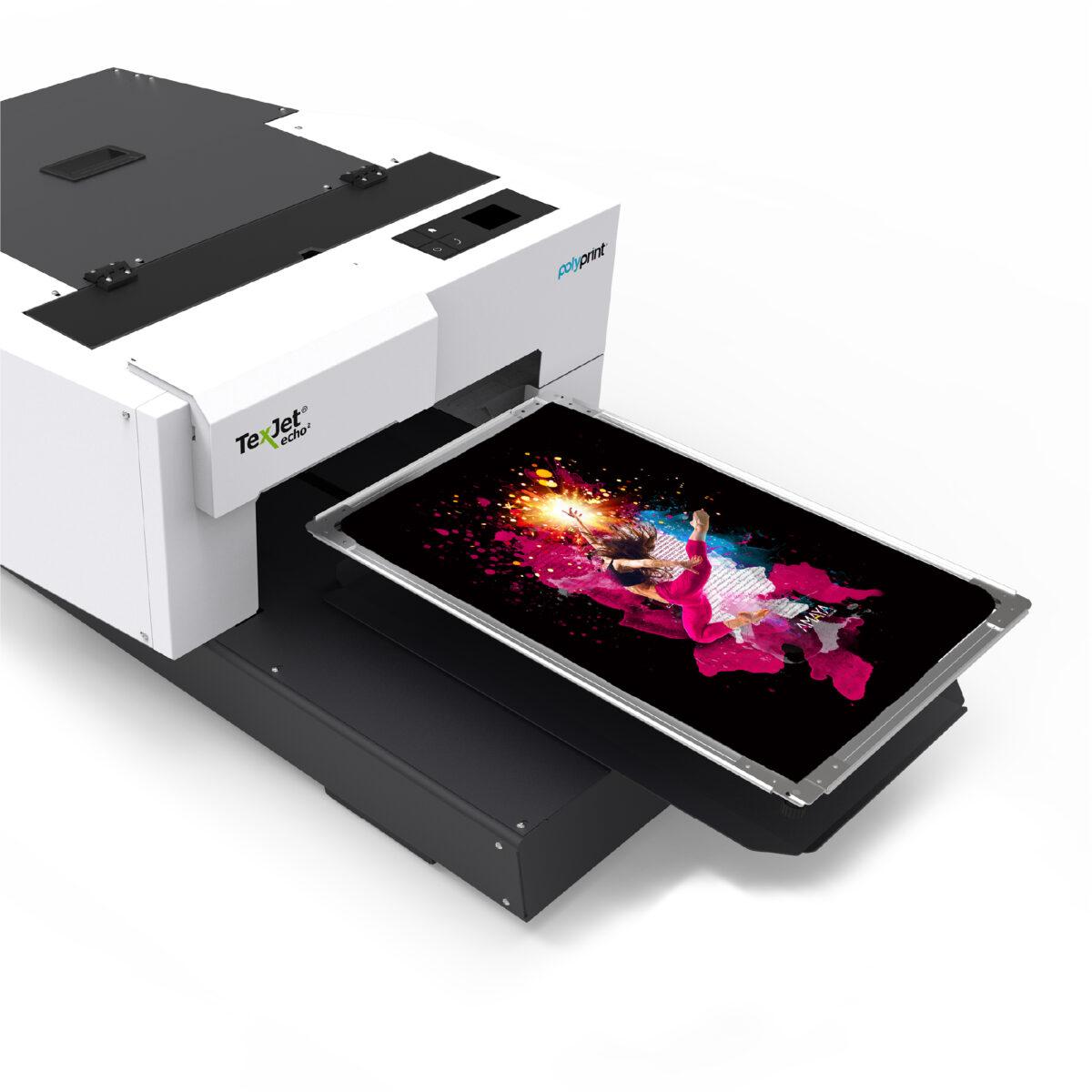Texjet Echo DTG Printer