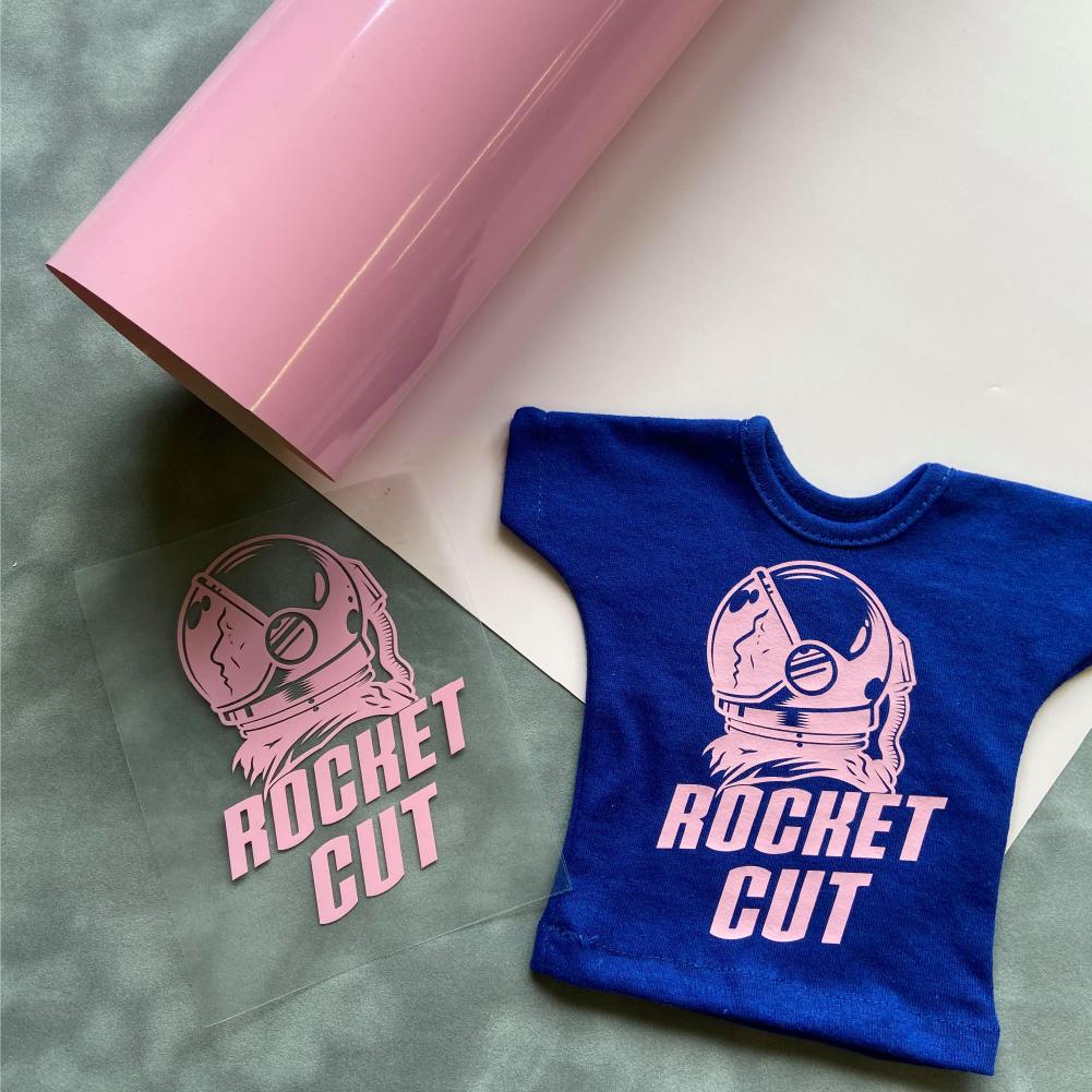 Rocket Cut Vinyl
