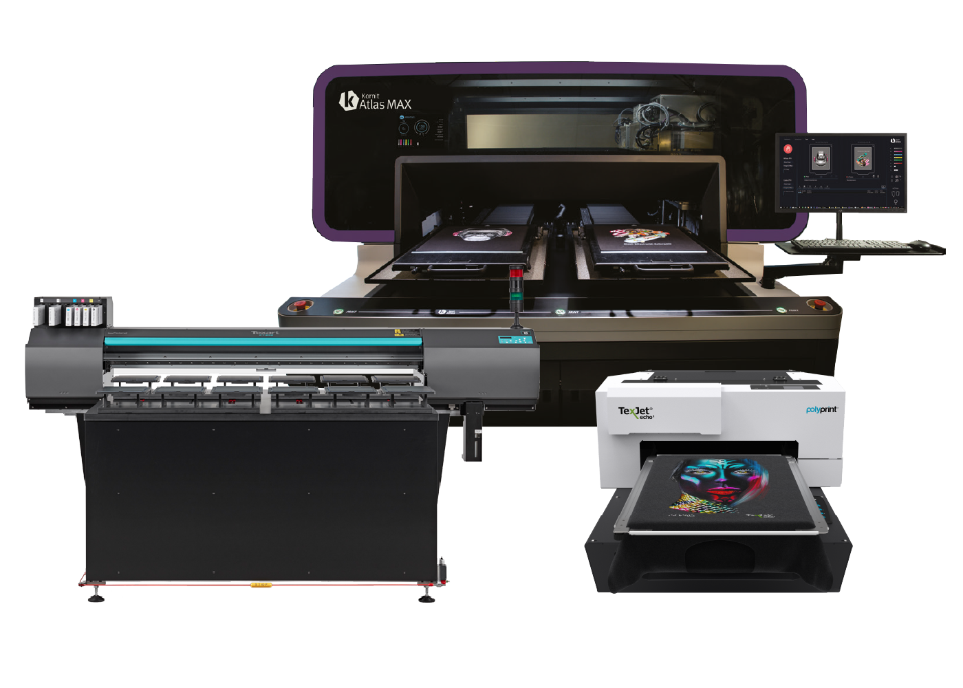 DTG Printers - Its Not One Size Fits All