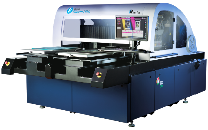 Kornit Storm HD6 Direct To Garment Printer