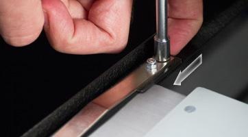 Melco Adjusting clip springs Demonstration