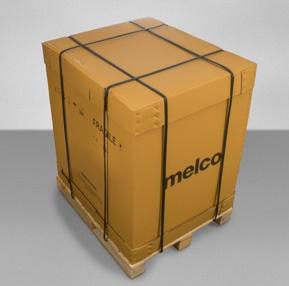 Melco Embroidery Machine Box