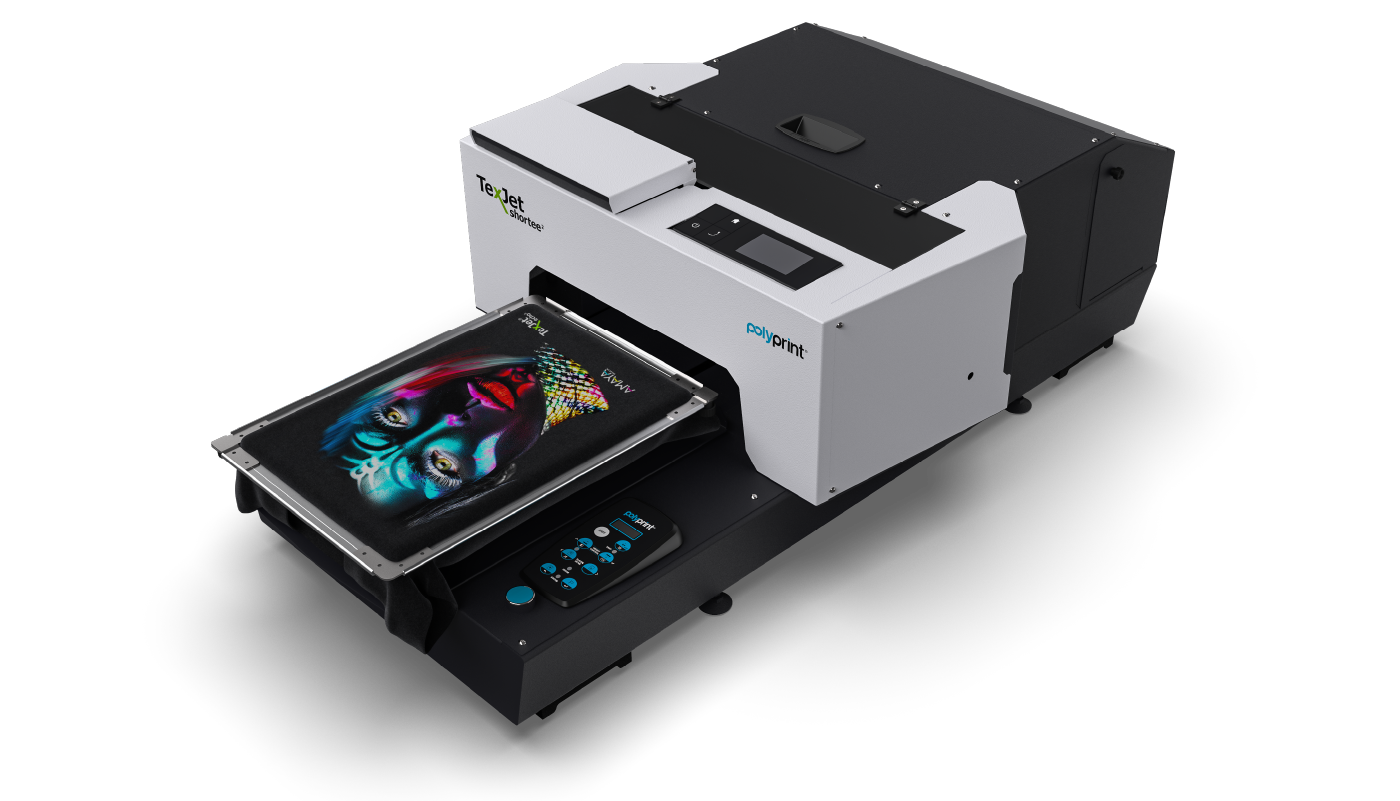 Texjet Shortee 2 DTG Printer