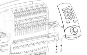 melco machine diagram