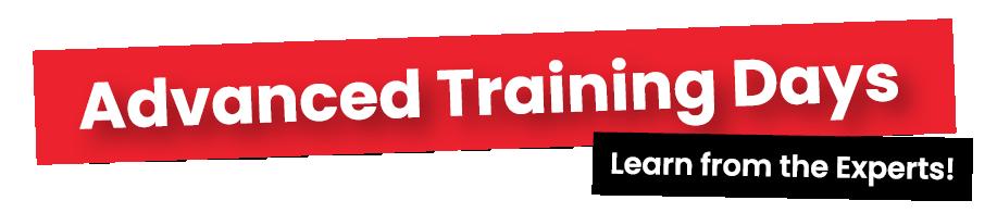 Amaya Sales UK   Advanced Training Days Banner