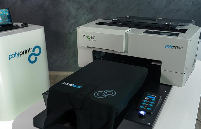 Texjet Echo 2 Direct to Garment Printer