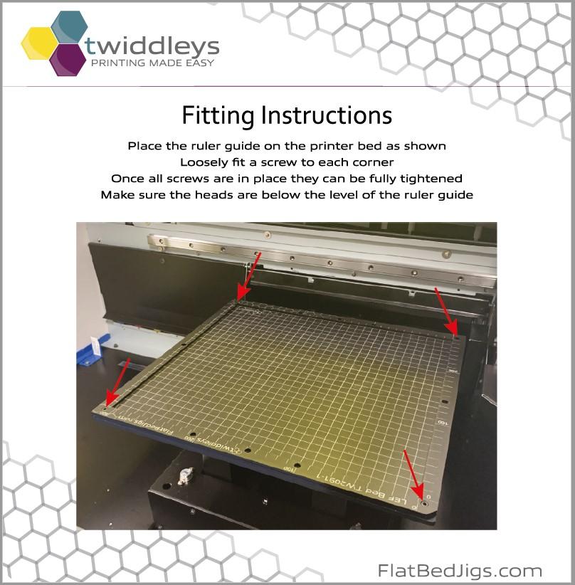 LEF-12 Fitting Instructions