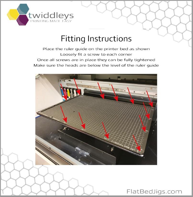 LEF-200 Fitting Instructions