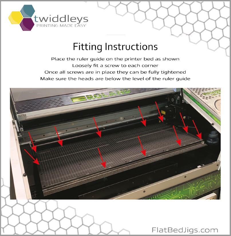 LEF-300 Fitting Instructions