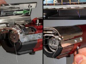 Melco 2 Million Stitch Maintenance Instruction Image