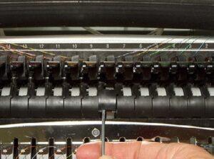 Melco Feed Roller Maintenance