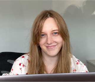 Niamh Craigie Customer Service Administrator