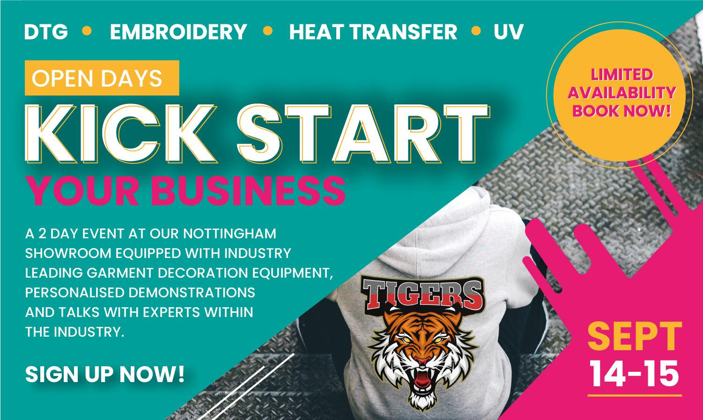Amaya Sales UK   Kick Start Your Business Event