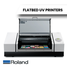 Flatbed UV Printers - Roland