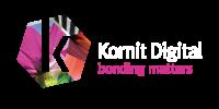 Kornit Digital Horizontal Logo 2021