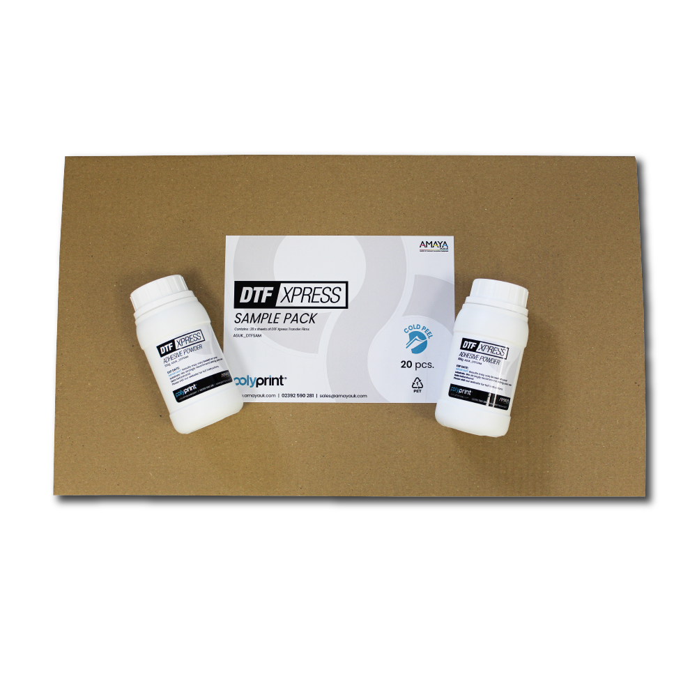 DTF Xpress Sample Pack